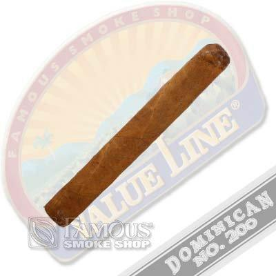 Value Line Dominican #200 Cigars Online for Sale