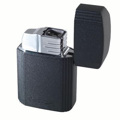 Vector Titan Black Crackle 5 Flame Torch Cigar Lighter