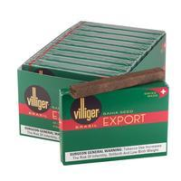 Villiger Export Brasil 10/5