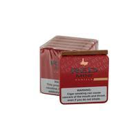 Villiger Red Mini Vanilla Filter 5/20