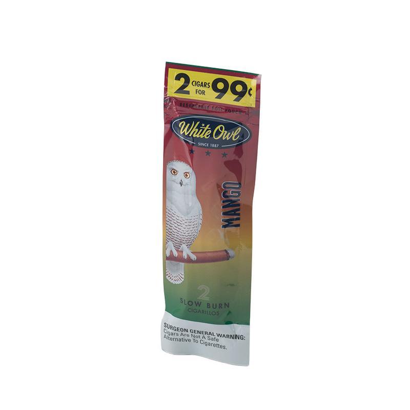 White Owl 2 for 99c White Owl Mango (2)