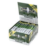 White Owl Cigarillos Green Sweet 69c
