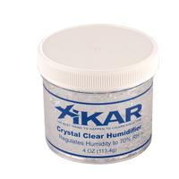 Xikar Crystal Clear Jar 4 Oz.