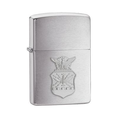 Zippo Air Force Emblem In 1932, George G. Blaisdell, founder of Zippo, said: 'Build your product with integrity, stand behind it 100% and success will follow.' Since then Zippo has produced over 400 million lighters while becoming an icon of American pop culture. Today, Zippo lighters are one of the fastest growing collectibles in the world. They are bought, sold and traded by thousands of enthusiasts all over the world. Every smoker should own at least 1 Zippo lighter.