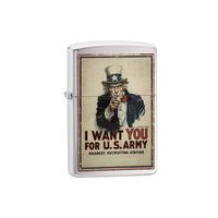 Zippo I Want You For U.S. Army