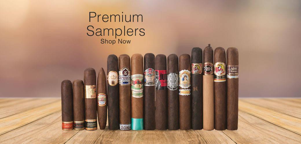 Shop Premium Samplers