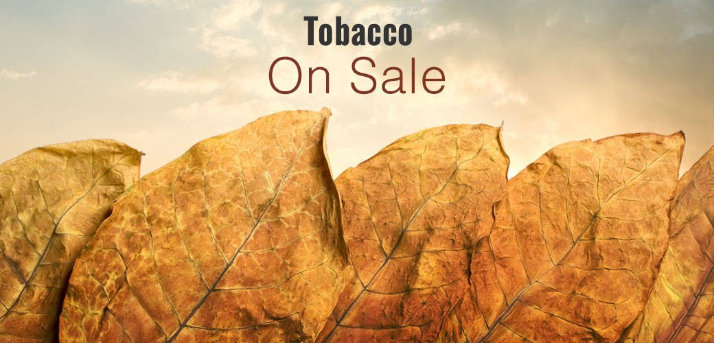 Tobacco On Sale
