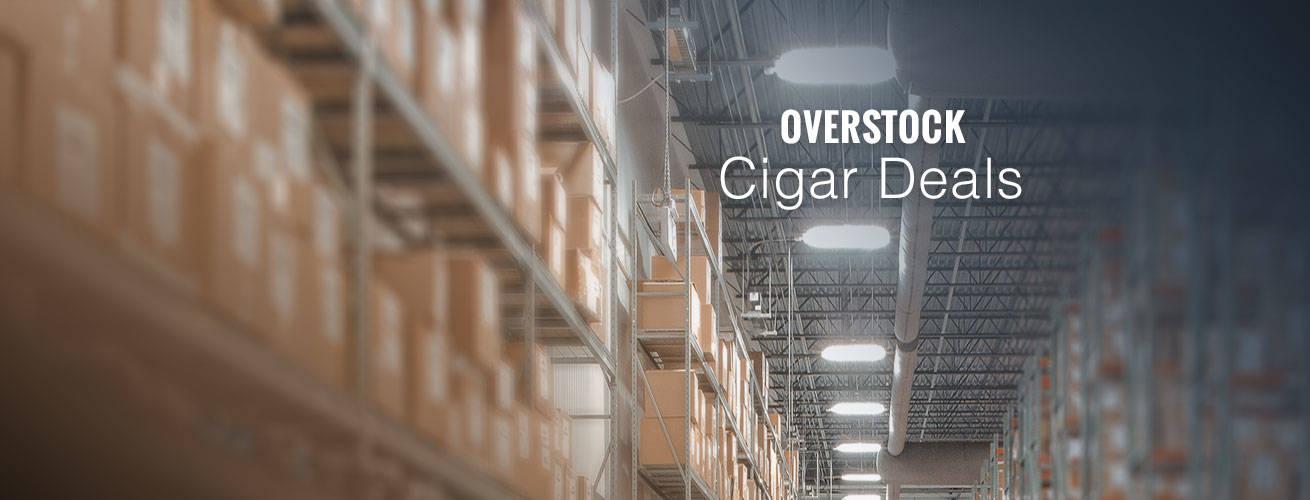 Overstock Cigar Deals