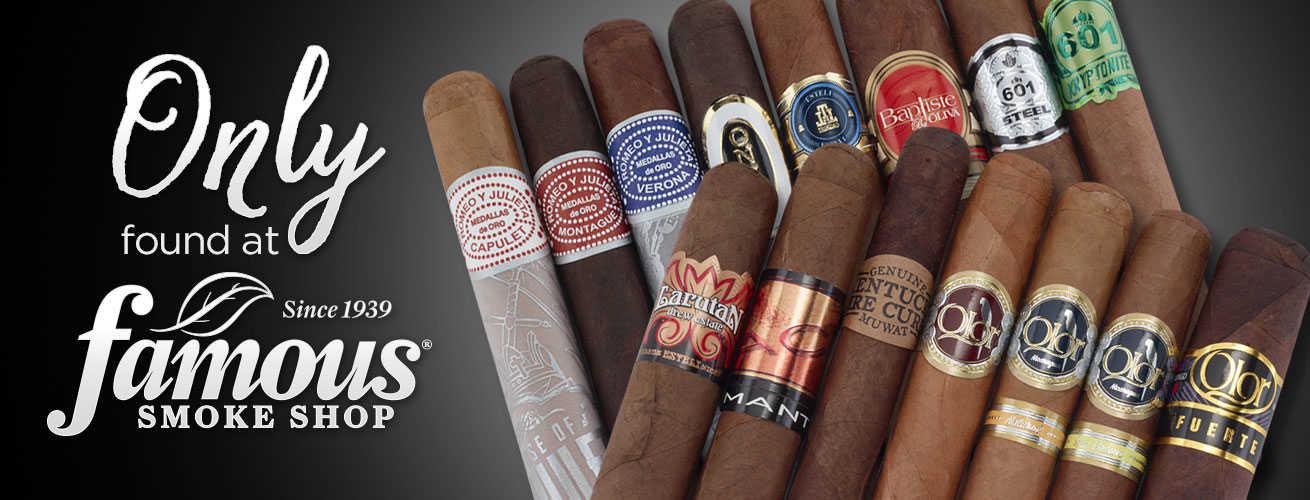 Exclusive Cigar Deals