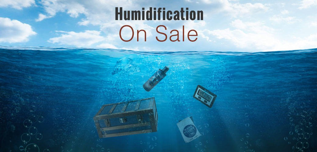 Humidification On Sale
