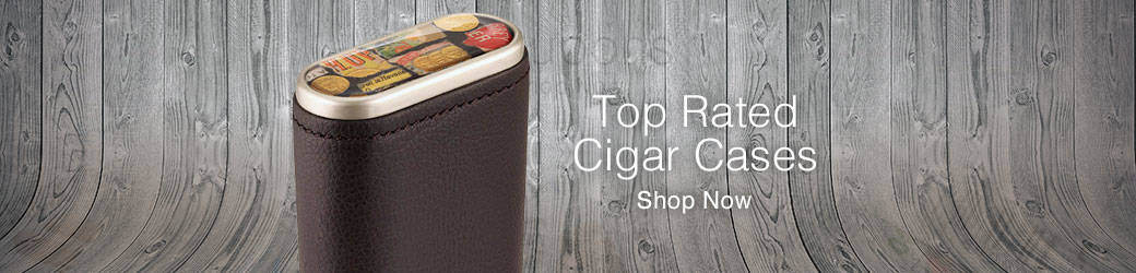 Top Rated Cigar Cases