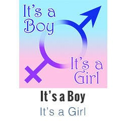 Its A Boy or Girl