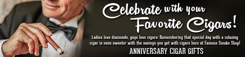 Anniversary Cigar Gifts