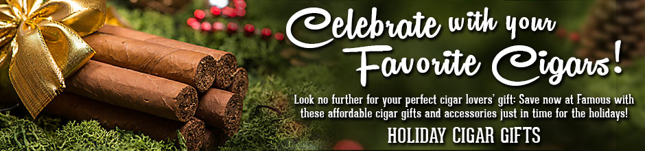 Holiday Cigar Gifts 2018