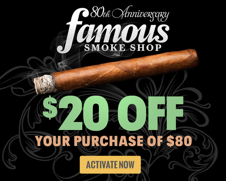 80th Anniversary Coupon Special