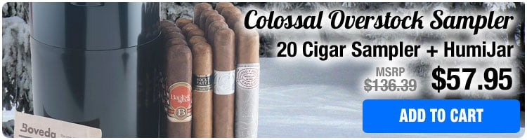Colossal Collection Sampler