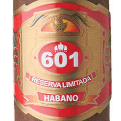 601 Red Label Habano Cigars Online for Sale