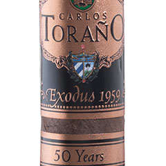 Carlos Torano Exodus 1959 50 Years Cigars Online for Sale