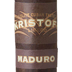Kristoff Ligero Maduro Cigars Online for Sale