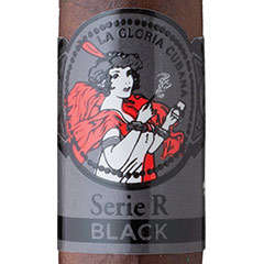 La Gloria Cubana Serie R Black No. 60 - CI-LBK-60M - 400