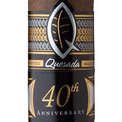 Quesada 40th Anniversary Robusto - CI-Q40-ROBN - 400