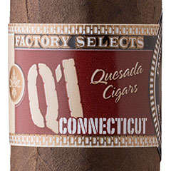 Quesada Factory Selects Q1 Connecticut Cigars Online for Sale
