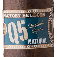 Quesada Factory Selects Q5 Natural Gordo - CI-QF5-GORN - 400