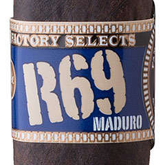 Rocky Patel Factory Selects R69 Robusto - CI-R69-ROBM - 400
