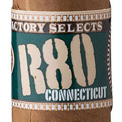 Rocky Patel Factory Selects R80 Robusto - CI-R80-ROBN - 400