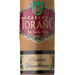 Carlos Torano Reserva Decadencia Cigars Online for Sale