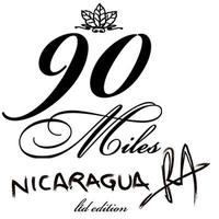 90 Miles R.A. Nicaragua Limited Edition