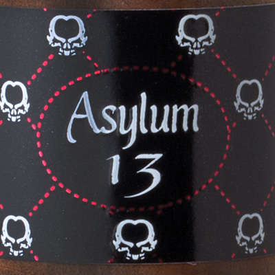 Asylum 13 Corojo Eighty Logo
