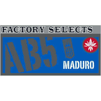 Alec Bradley Factory Selects AB5 Maduro Churchill 5 Pack Logo