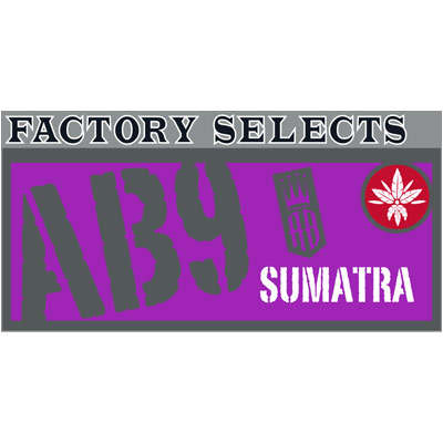 Alec Bradley Factory Selects AB9 Sumatra Churchill Logo