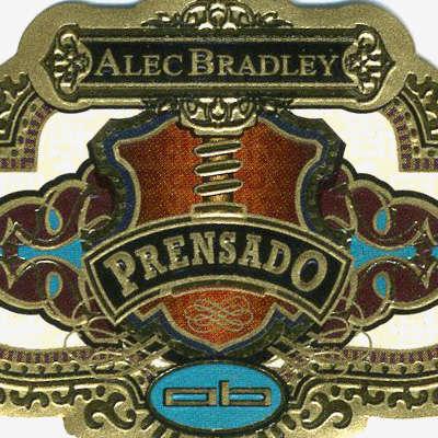 Alec Bradley Prensado Tubo Logo