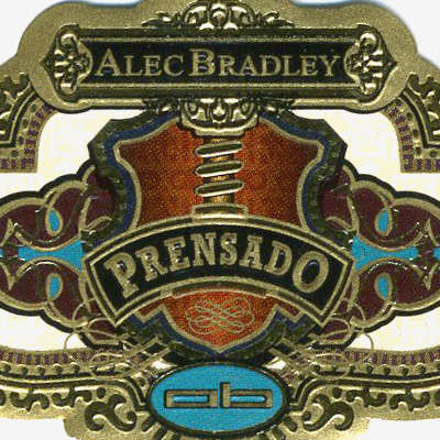 Alec Bradley Prensado Double T Logo