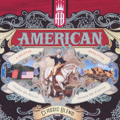 Alec Bradley American Classic Blend Gordo 5 Pack Logo