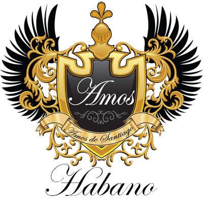 Amos De Santiago Habano John No. 2