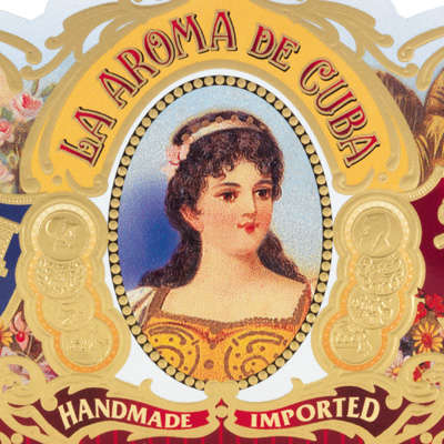 La Aroma De Cuba Best Sellers Assortment Logo