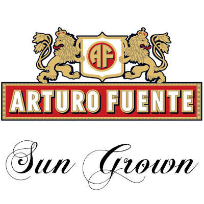 Arturo Fuente Sun Grown Chateau Fuente Queen B Logo