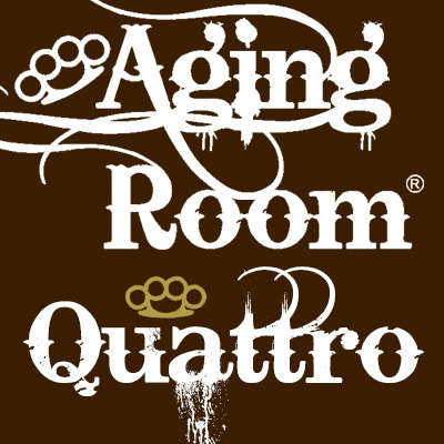 Aging Room Small Batch Quattro F55 Stretto Logo