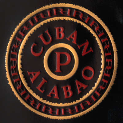 Cuban Alabao Churchill 5 Pk Logo