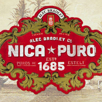 Alec Bradley Nica Puro Toro 5 Pack Logo