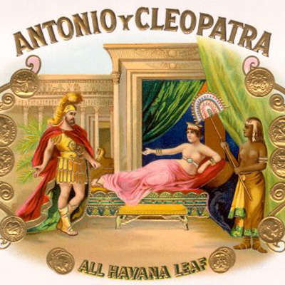 Antonio Y Cleopatra Grenadiers Light Logo