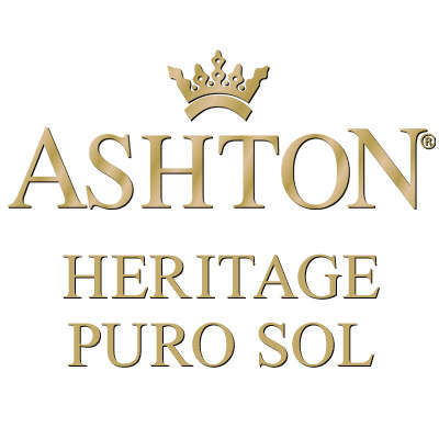 Ashton Heritage Puro Sol Robusto Logo