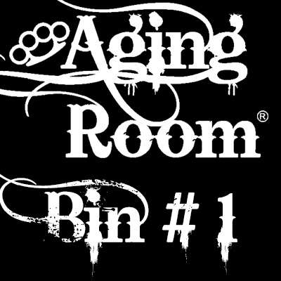 Aging Room Bin No. 1 G Major 5 Pack - CI-AR1-GMAN5PK - 400