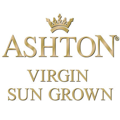 Ashton Virgin Sun Grown Wizard Logo
