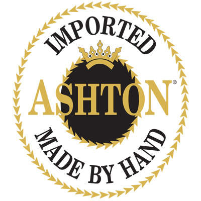 Ashton 10 Cigar Assortment Logo