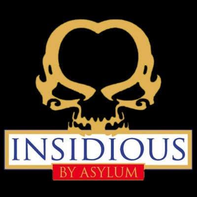 Asylum Insidious Churchill Logo