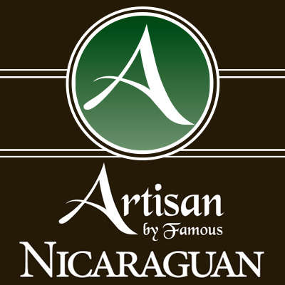 Artisan Nicaraguan Habano Toro Logo